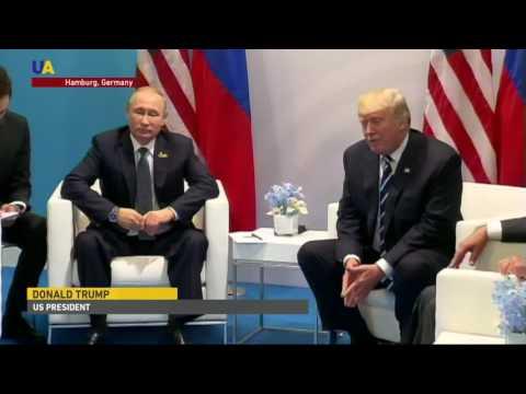 Trump, Putin Talk Ukraine During 2-Hour Marathon Meeting
