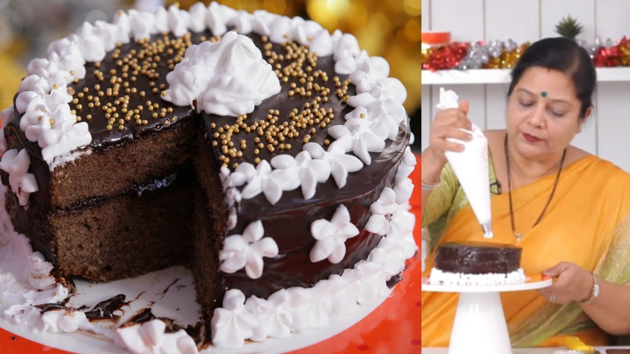 Cake Recipe Video In Marathi: Chocolate Cake In Pressure Cooker By Archana
