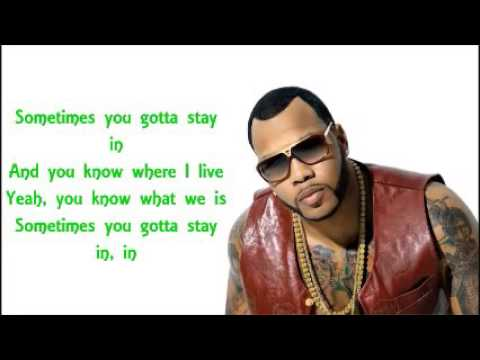 Flo Rida   My House LYRICS