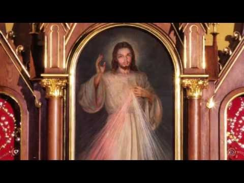 St. Faustina and the Image of Divine Mercy