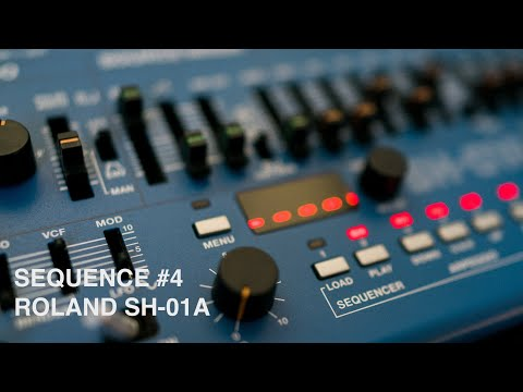Sequence #4 // SH-01A