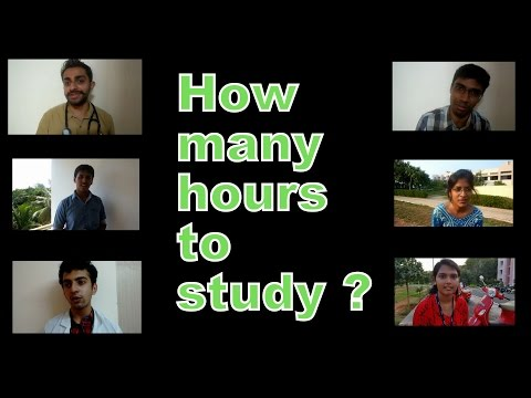 How many hours one should study to crack MBBS entrance exam ? - Ask Top Rankers