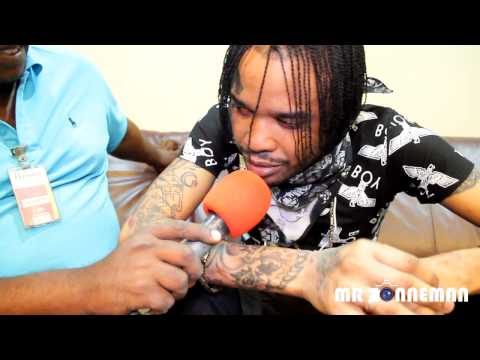 Tommy Lee Sparta and Alkaline arrival in Suriname.