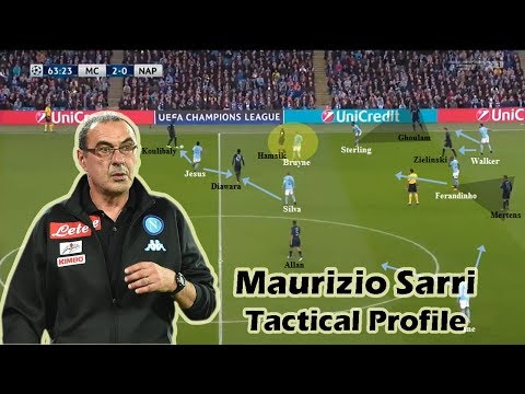 Sarri at Chelsea: What Can We Expect? 1