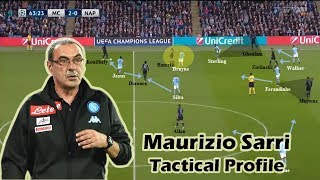 Maurizio Sarri - Tactical Profile - Welcome to Chelsea