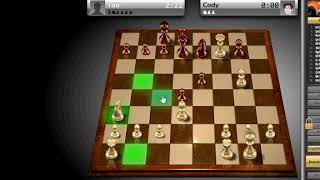 Play chess online. Checkmate!