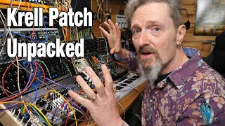 Building a Krell Patch with the Erica Synths Black Dual ASR EG