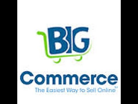 eTech conference Matt Irving of Big Commerce on how to successfully build an ecommerce store