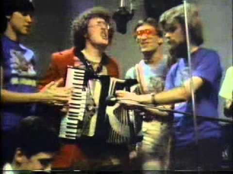 Dr Demento and Weird Al on Real People 1982