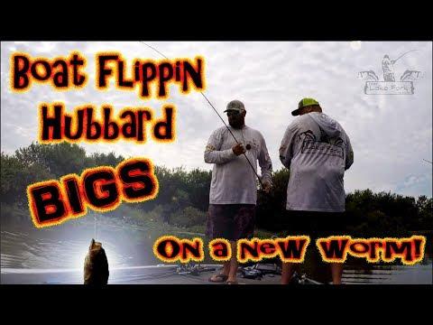 BEST FISHING APP Makes LAKE RAY HUBBARD SUMMER BASS Easy!!!