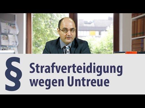 Strafverteidigung   Untreue   Heidelberg   Rechtsanwalt