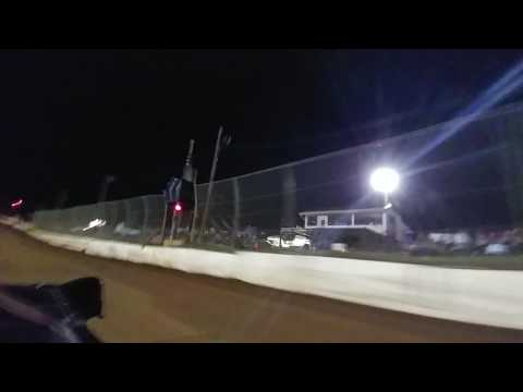 Trip around duck river raceway park!!! 2 seater late model