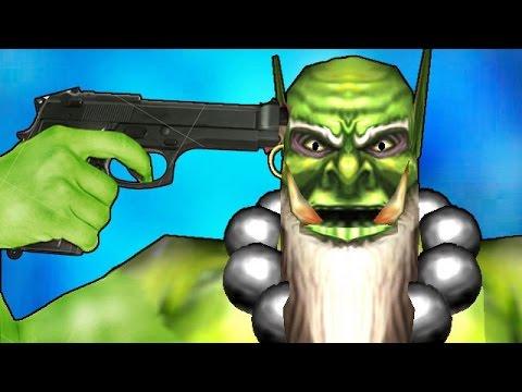 видео: Ты сам уничтожаешь себя в новой td warcraft 3