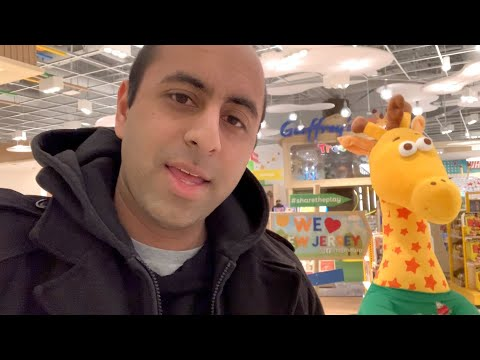 VLOG #143: Visiting The NEW Toys