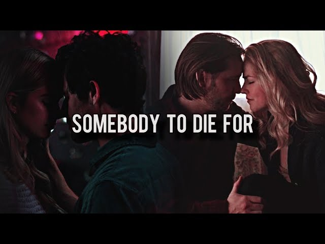 cole & cassie + cameron & kirsten l somebody to die for