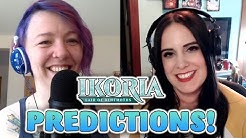 Ikoria: Lair of Behemoths Predictions! What Cards Will be in Magic the Gathering's new Set? (MTG)