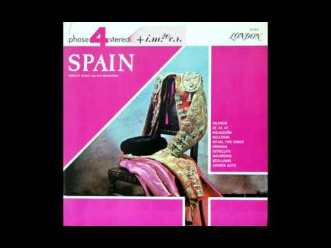 Stanley Black and his Orchestra - Malagueña (Ernesto Lecuona)