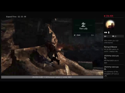 Top LiveStream Of Assassin Creed Freedom Cry #1 - 30 SEC. Chat Delay | Subs & Views Trending