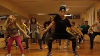 Современные танцы для детей в Danceliker