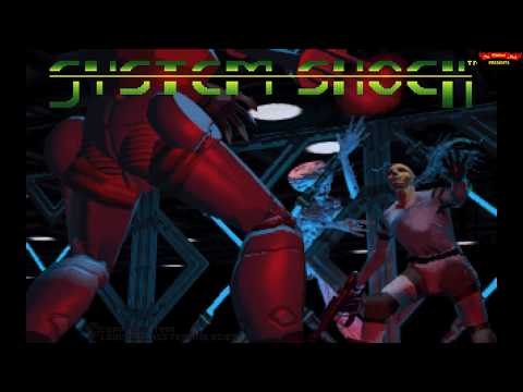 System Shock (1994) - DOS Gameplay Video