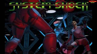 System Shock (1994) - DOS Gameplay Video (PC MS-DOS)