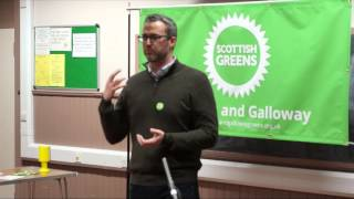 Philip Grant - SGP Dumfries and Galloway Hustings