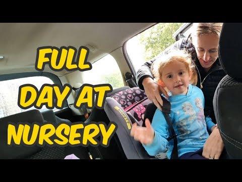 Full day at nursery #stevesfamilyvlogs