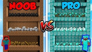 Minecraft NOOB vs. PRO: SKYSCRAPER in Minecraft!