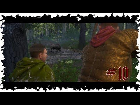 Kingdom Come: Deliverance #10 - La battuta di caccia. (un cervo morì dalle risate)