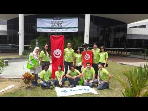 intervention about IEEE PES Student Congress Kuala lumpur Malaysia-Radio Tataouin