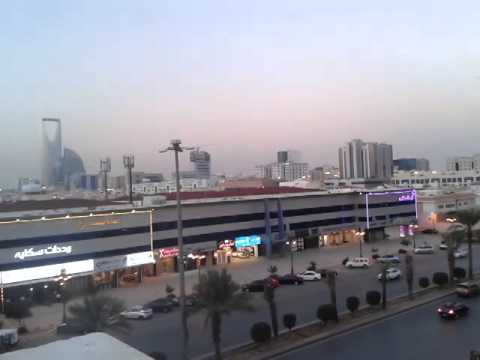 The Most Beautiful Place in Saudi Arabia  Riyadh  olaya city