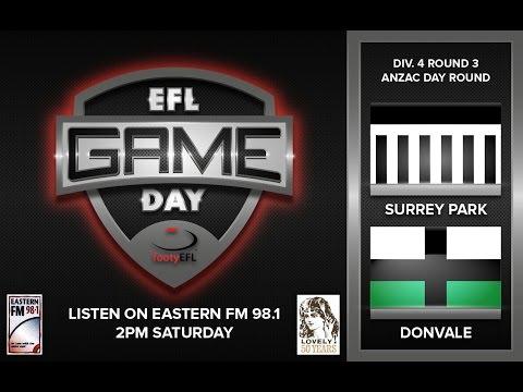 EFL GAMEDAY | SATURDAY