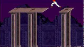 Prince of Persia 2 (Macintosh), Level 9