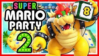SUPER MARIO PARTY # 02 🎲 Bowser im Riesenobst-Paradies! [HD60] Let's Play Super Mario Party