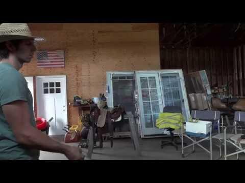 DIY: How to Make/Hang Crossfit Climbing Rope Swing