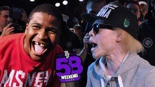VILLUN VS DNA | Don't Flop Rap Battle
