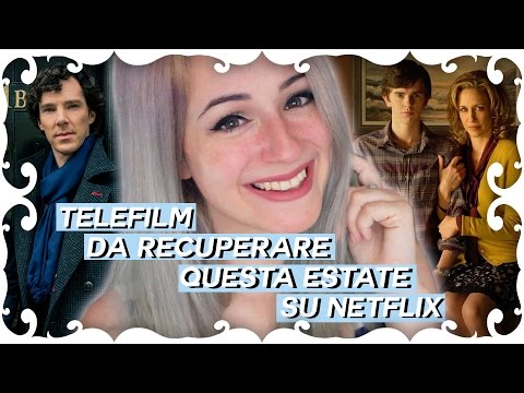 5 SERIE TV da recuperare in ESTATE su NETFLIX ☾ Shanti Lives
