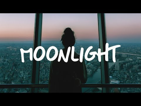 Lilly Ahlberg - Moonlight (Lyrics)