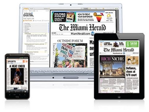 Miami Herald Digital Newspaper