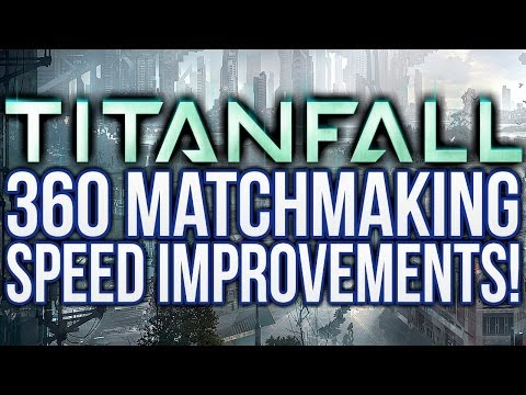 titanfall pc retrieving matchmaking list