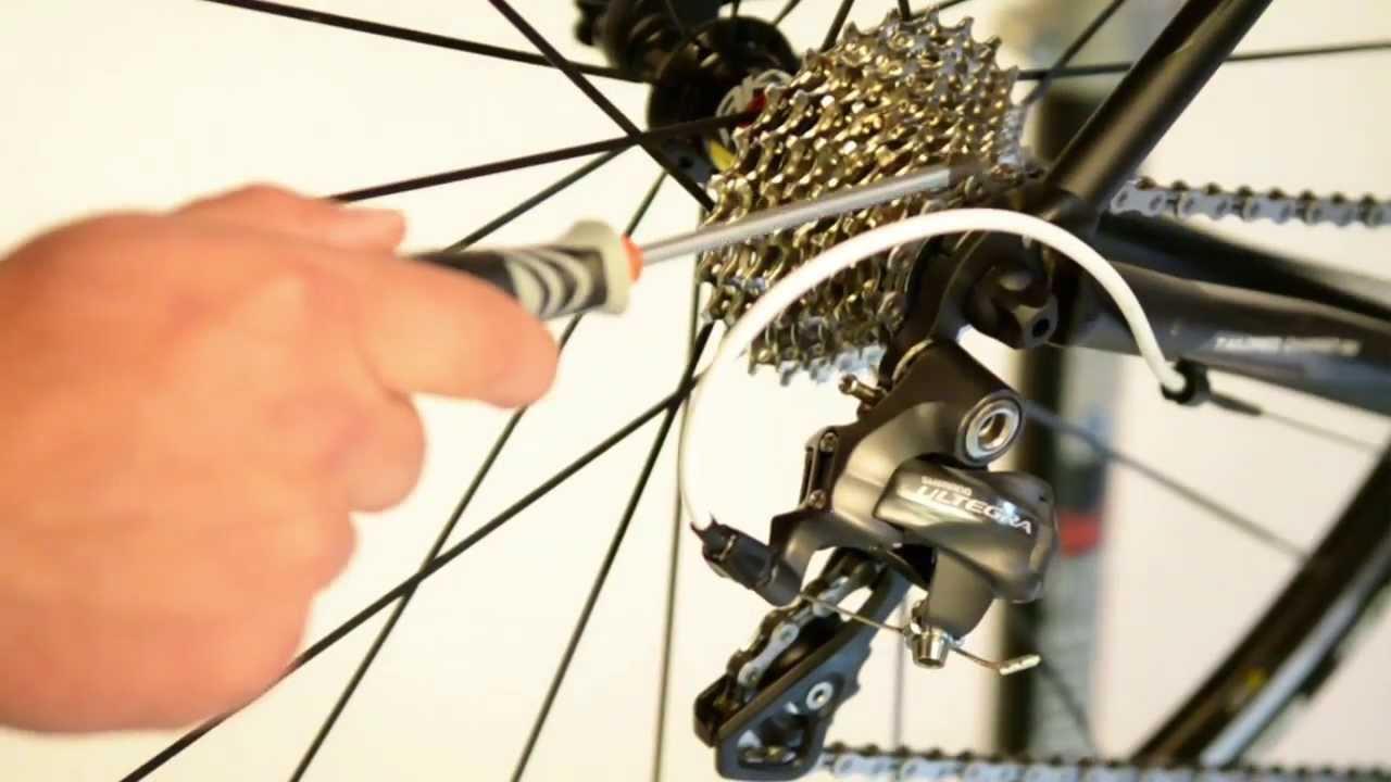 buy popular 3664c 7df0f Rennrad Schaltung einstellen