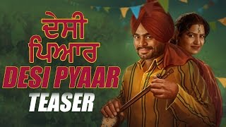 Teaser | Desi Pyaar | Prabh Gill | Sudesh Kumari | Maninder Kailey | Full Song Coming Soon