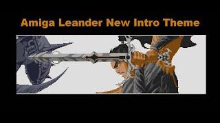 Amiga Leander New Intro Theme & World 1-3 Game - Musik