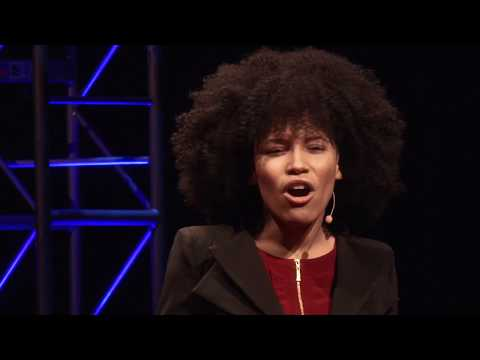 Briahna Chambers   Breaking The 'Class' Ceiling   TEDx Memphis