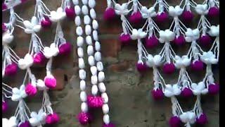 gate parda design| gate hanging|woolen design|door hanging|toran gate parda design|gate hanging