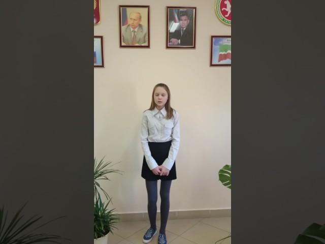 Изображение предпросмотра прочтения – ЛианаТерешкина читает произведение «Мартышка и очки» И.А.Крылова