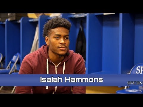 St. Petersburg College Sports - Isaiah Hammons Int...