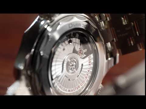 Goldsmiths Watches Omega Seamaster