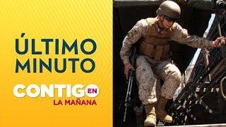 Imputan a infante de marina por muerte en Talcahuano - Contigo en La Mañana
