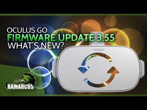 Firmware Update 3 55 / What's New? Anything I've missed